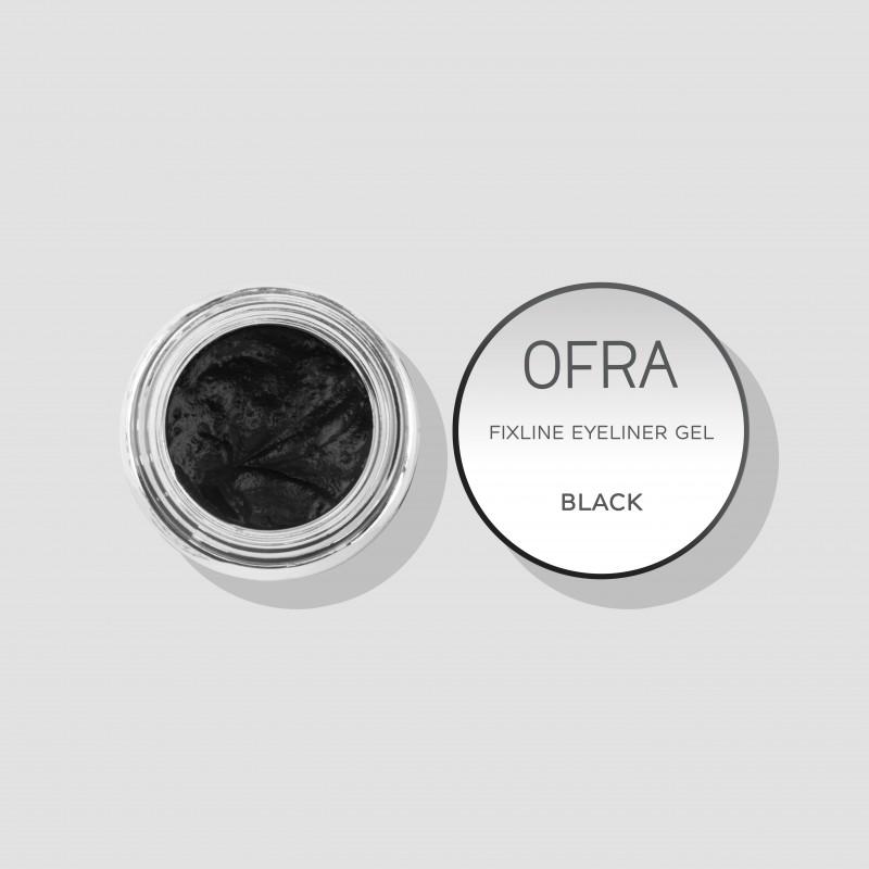 Fixline eyeliner gel black (crni)